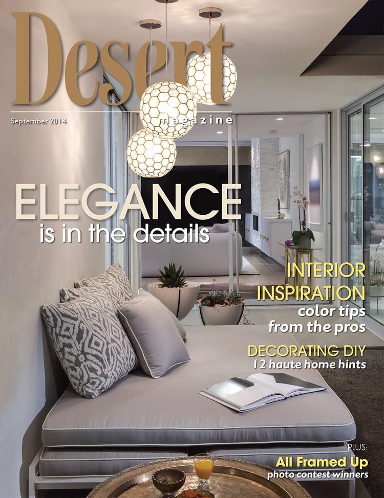 Desert Mag Cover Sept O