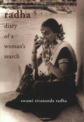 Radha diary of a women's search