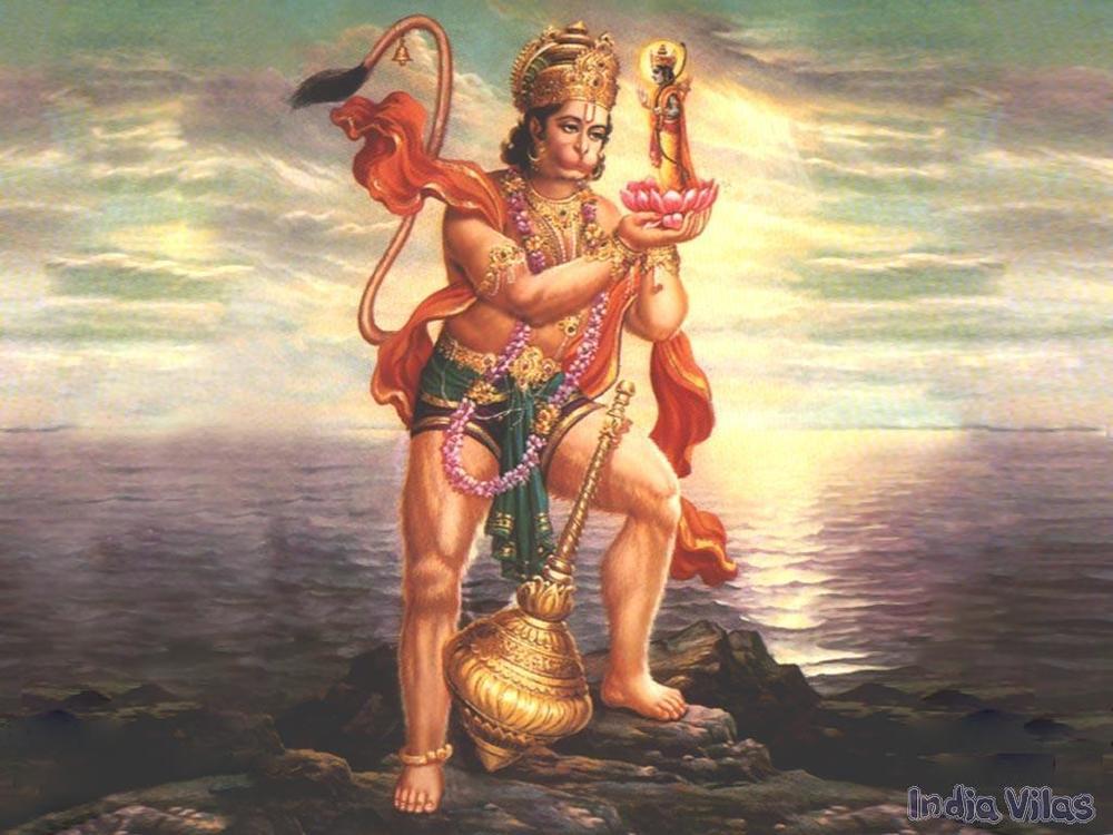 Hanumanasana