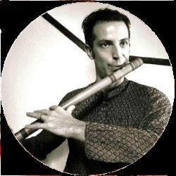 Eric Fraser Bansuri Flute
