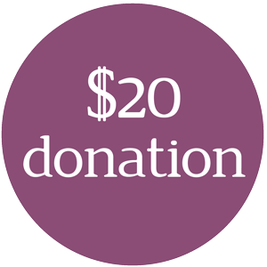 $20 Dontion