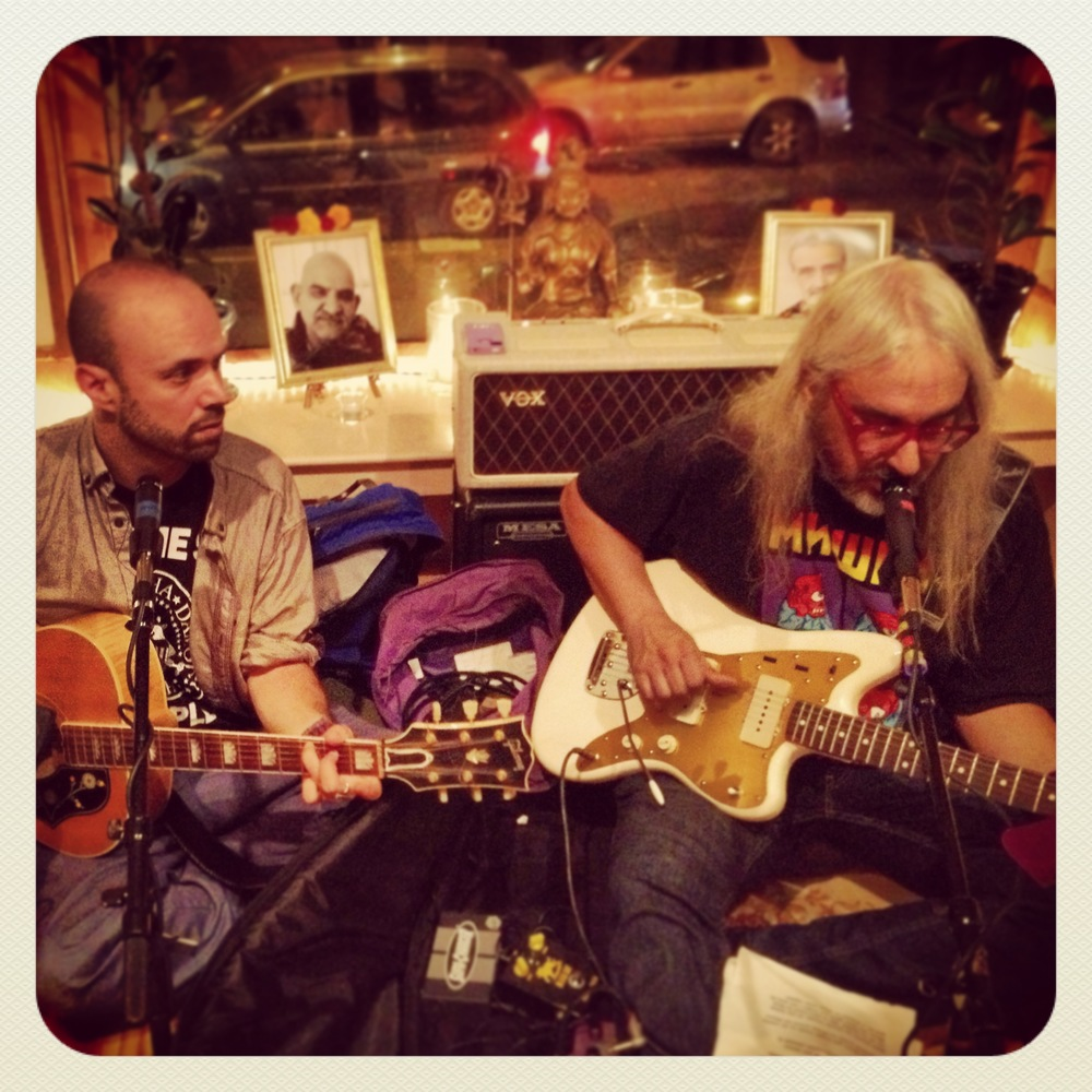Devadas J Mascis Brooklyn Yoga School