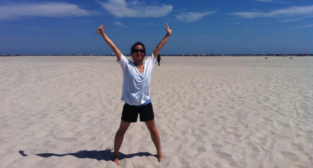 Pam Leung Brooklyn Yoga School