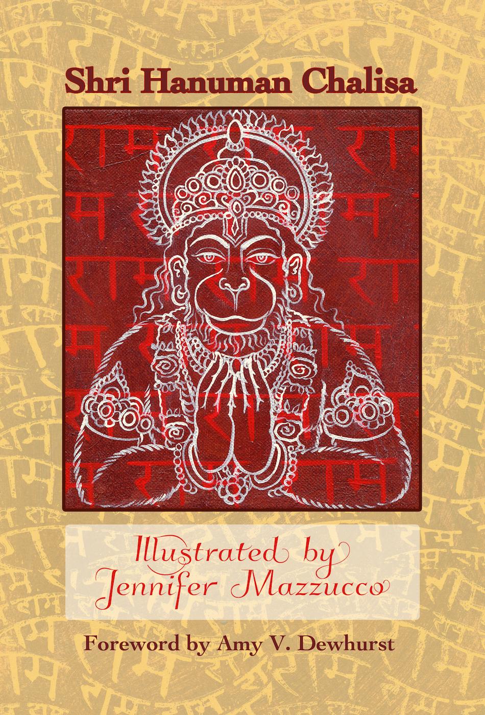 Hanuman Chalisa Jennifer Mazzucco