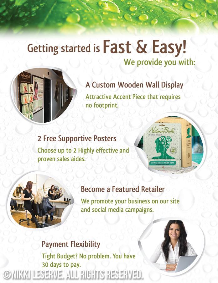 Natura Bella Sales Kit Page #4