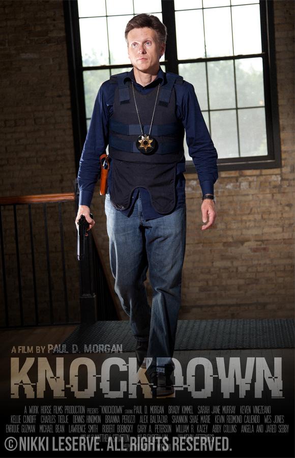 Knockdown Poster