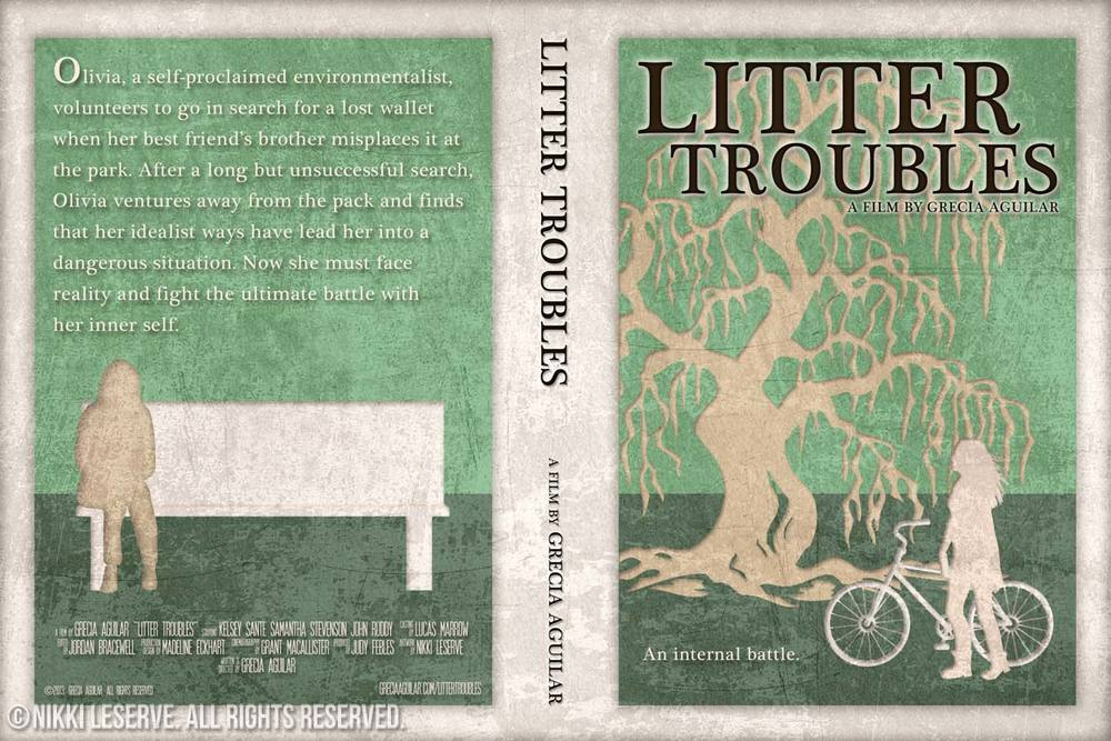 Litter Troubles DVD Cover