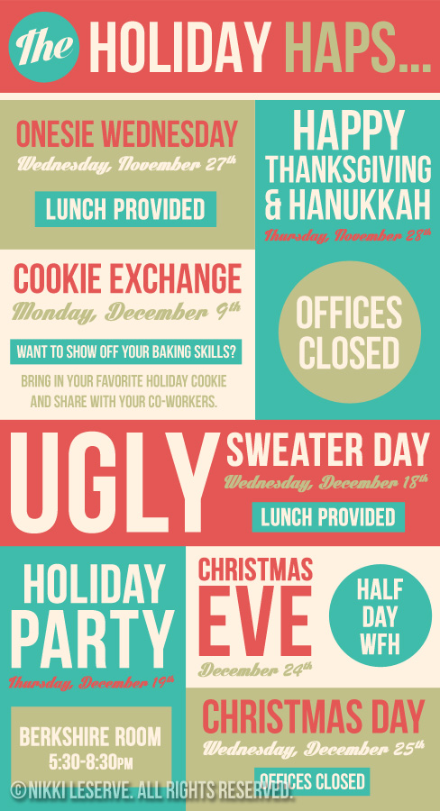 CouponCabin Holiday Happenings