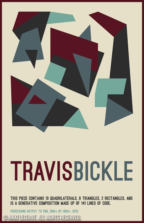 Travis Bickle