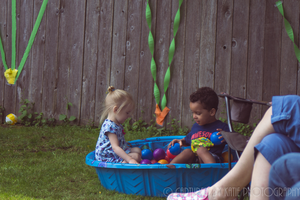 Pool Party By Captured By Katie Photography, Bonney Lake Photographer