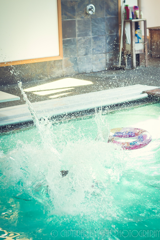 Splash By Captured By Katie Photography, Bonney Lake Photographer
