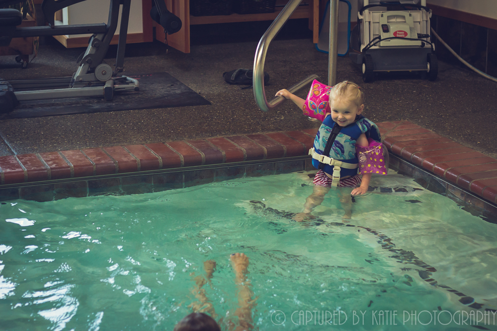 Getting Brave By Captured By Katie Photography, Bonney Lake Photographer