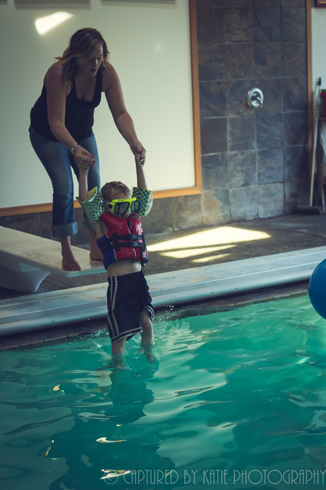 Human Diving Board?  By Captured By Katie Photography, Bonney Lake Photographer