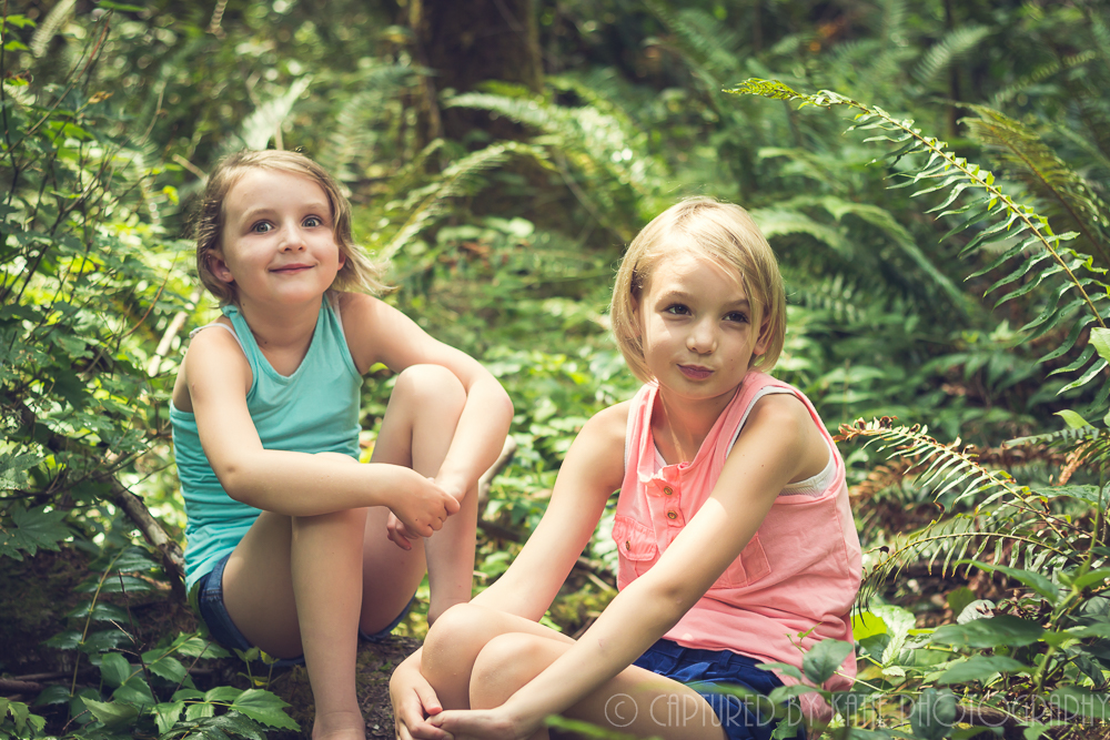 In The Wild By Captured By Katie Photography, Bonney Lake Photographer