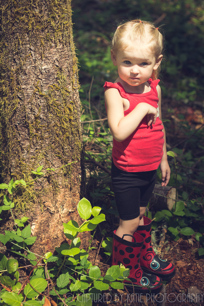 Miss I Must Model By Captured By Katie Photography, Bonney Lake Photographer