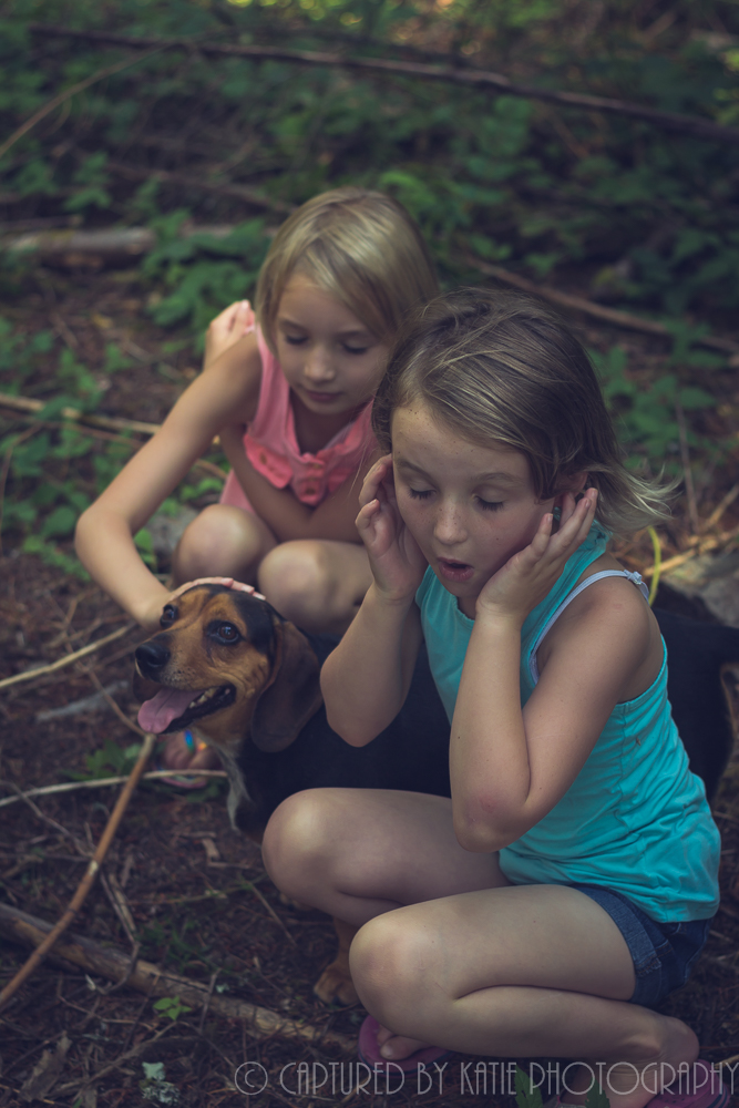 Too Loud! By Captured By Katie Photography, Bonney Lake Photographer