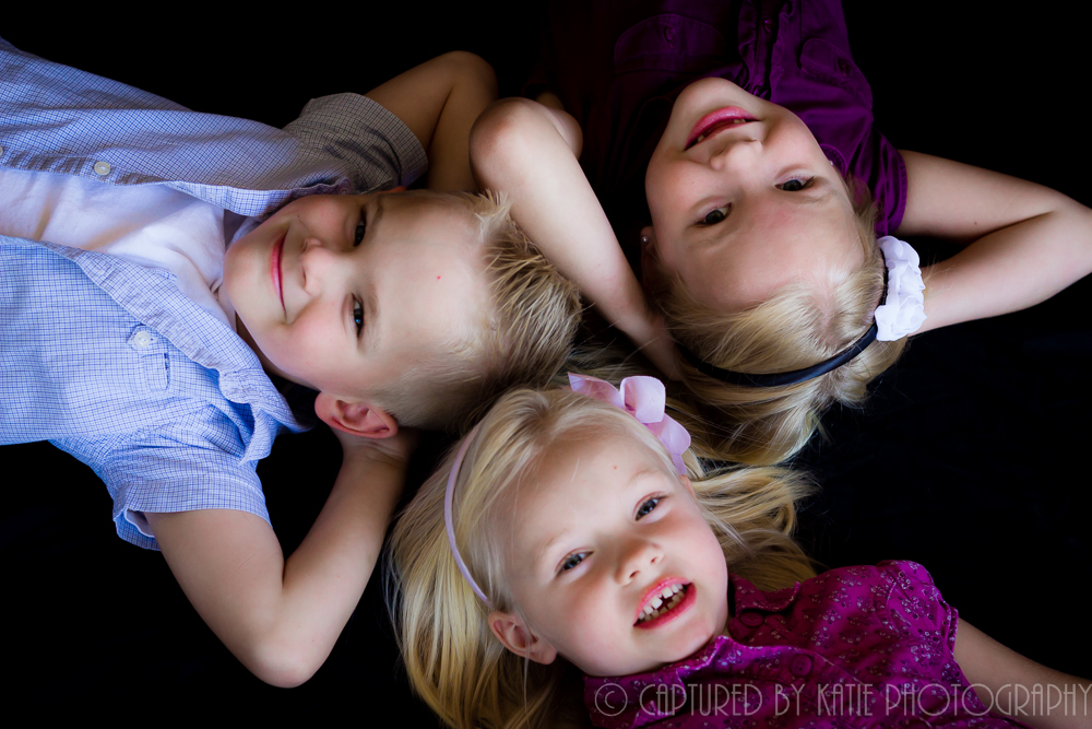 Sibling Love By Captured By Katie Photography, Bonney Lake Photographer