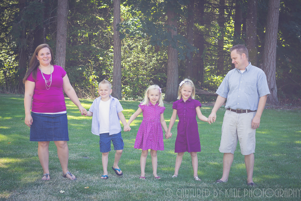The Magical Outdoors By Captured By Katie Photography, Bonney Lake Photographer