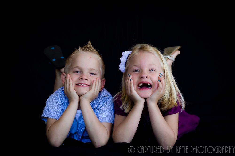 Twins by Captured By Katie Photography, Bonney Lake Family Photographer