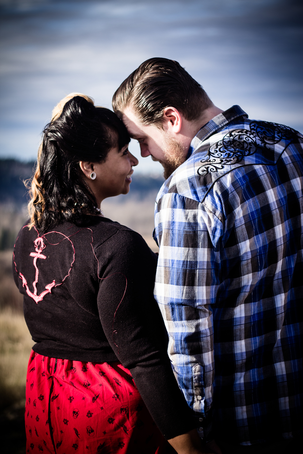 Alicia and Jake by Captured By Katie Photography, Bonney Lake Photographer