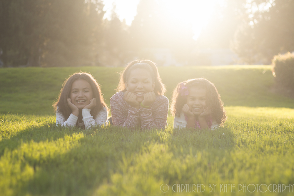 Captured By Katie Photography, Bonney Lake Family Photographer