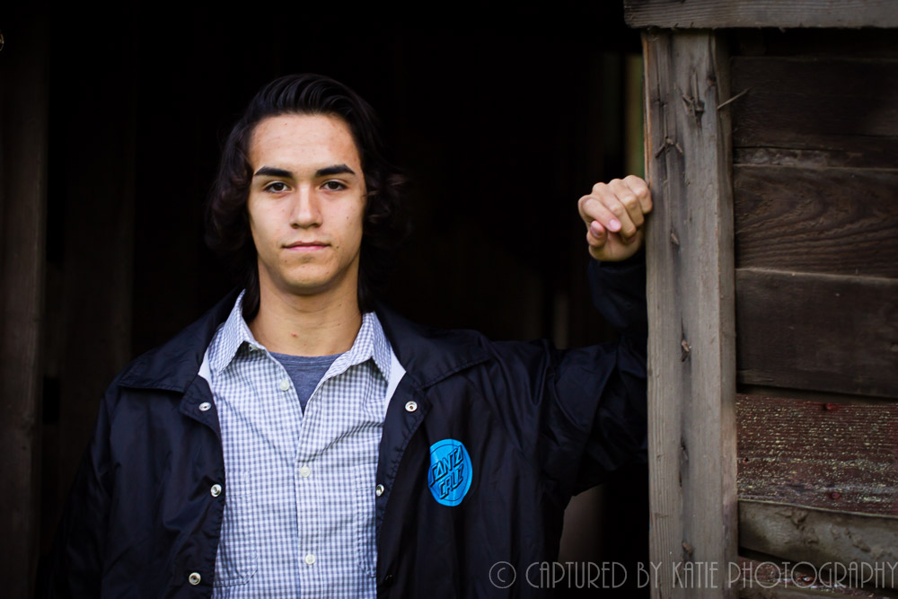 Max by Captured By Katie Photography, Bonney Lake Senior Photographer