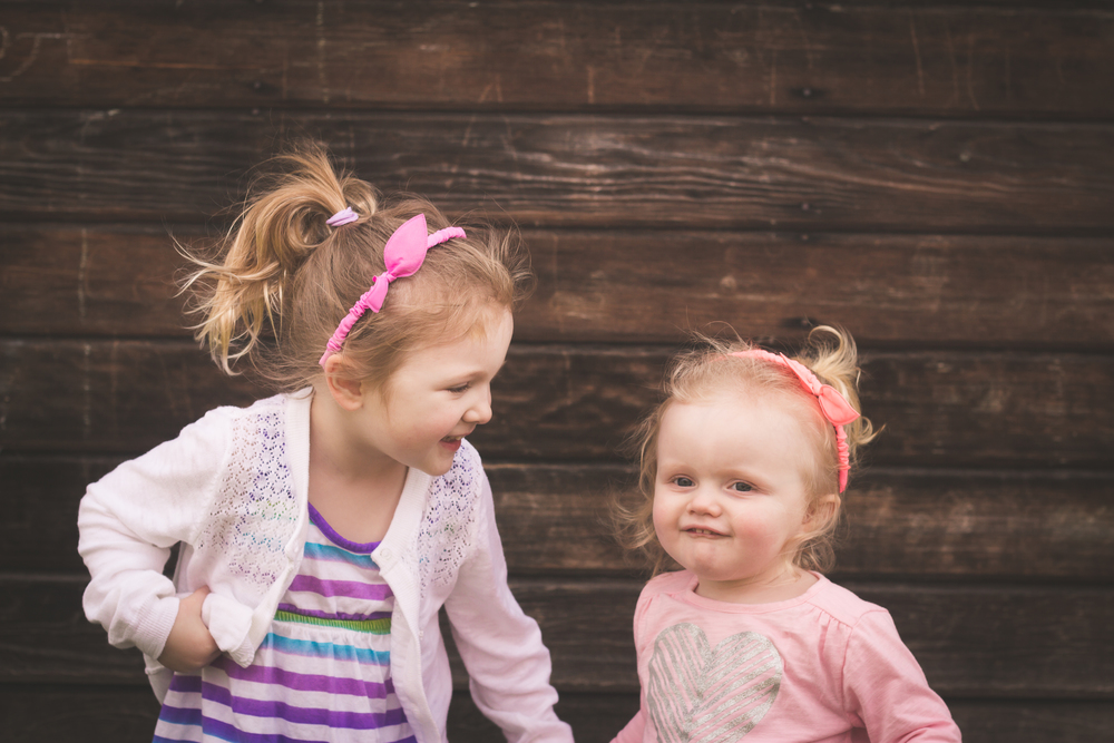 Hayley and Aubree by Captured By Katie Photography, Bonney Lake Photographer