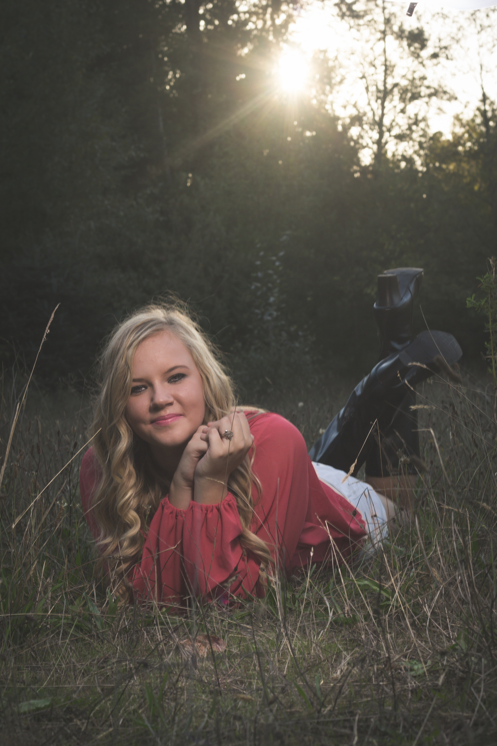 Haylee by Captured By Katie Photography, Bonney Lake Photographer