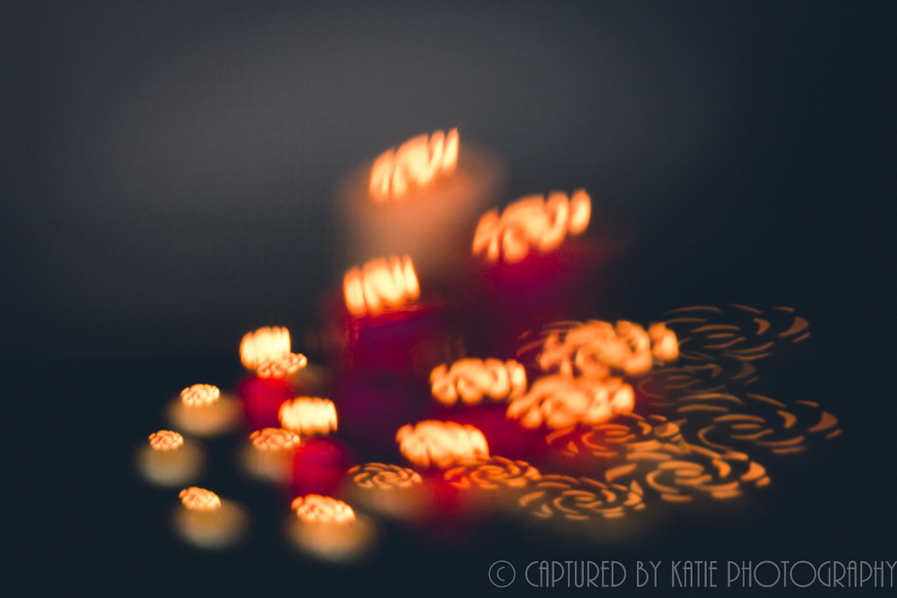 Candles by Captured By Katie Photography, Bonney Lake Photographer