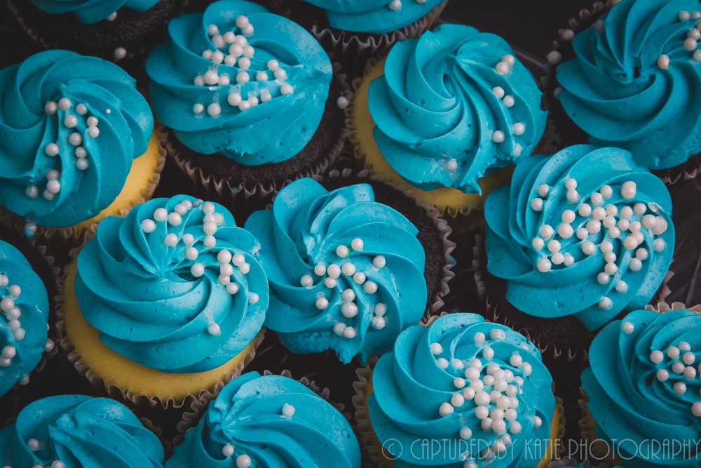 Cupcakes By Captured By Katie Photography, Bonney Lake Photographer