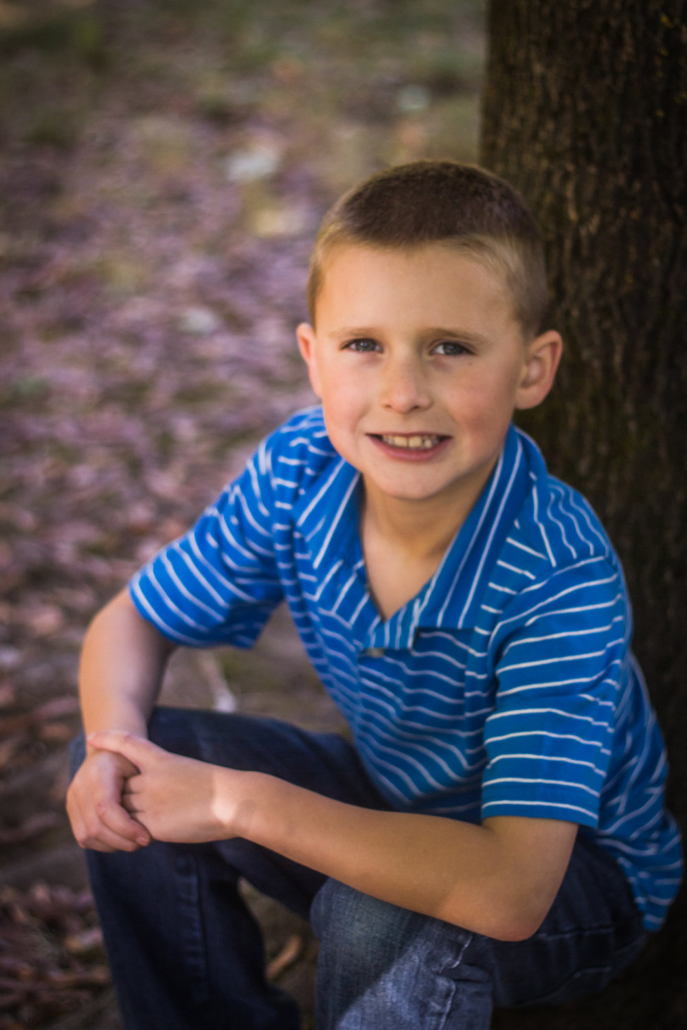 Homeschool Portrait by Captured By Katie Photography, Tacoma Photographer