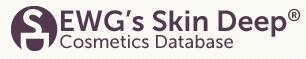 EWG's Skin Deep: a very helpful cosmetics ingredients data base