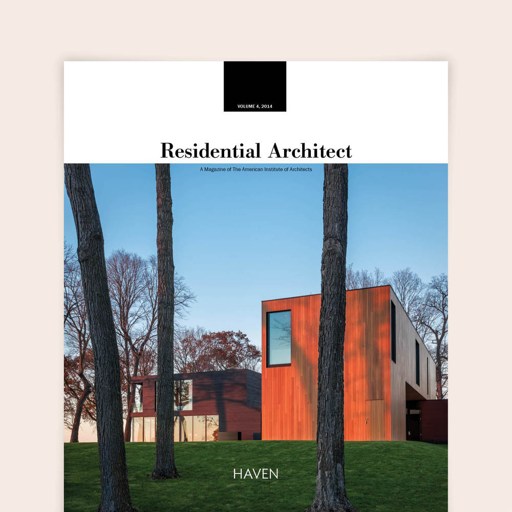 Residential Architect Magazine