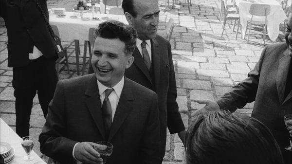 - The Autobiography of Nicolae Ceausescu (Ujica 2010) @ VIZ Cinema #SFIFF