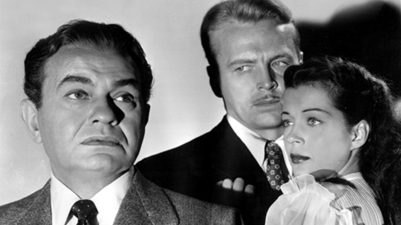 - The Night Has a Thousand Eyes (Farrow 1948) @ Roxie Cinema #IWakeUpDreaming2011