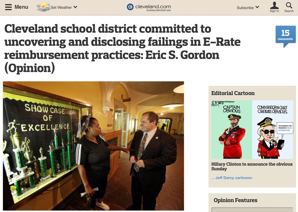 Opinion page April 12, 2015 Cleveland.com http://www.cleveland.com/opinion/index.ssf/2015/04/cleveland_school_district_comm.html#incart_river