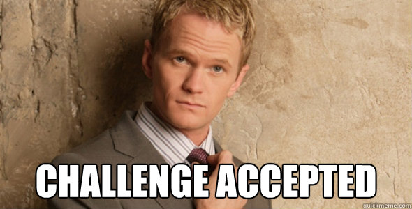 """The immortal Neil Patrick Harris as Barney Stinson in """"How I Met Your Mother"""". Did you catch his Tony Award Opening number!? I'll include it at the end for posterity."""