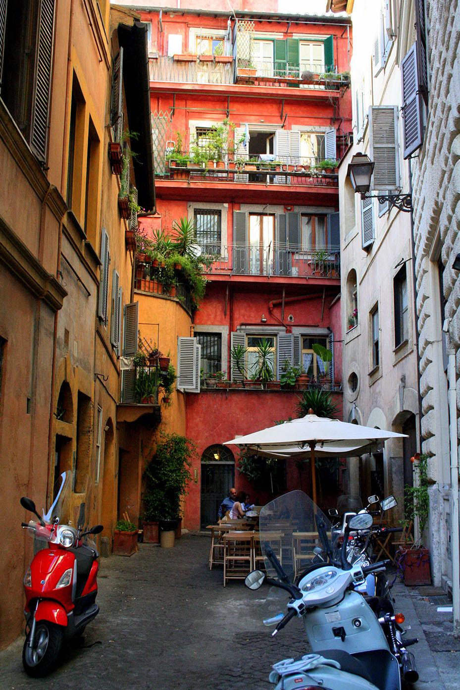 Rome, Italy (2007)