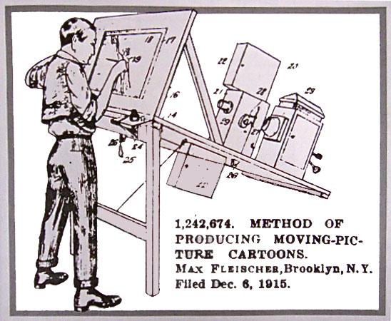 Fleischer Rotoscope