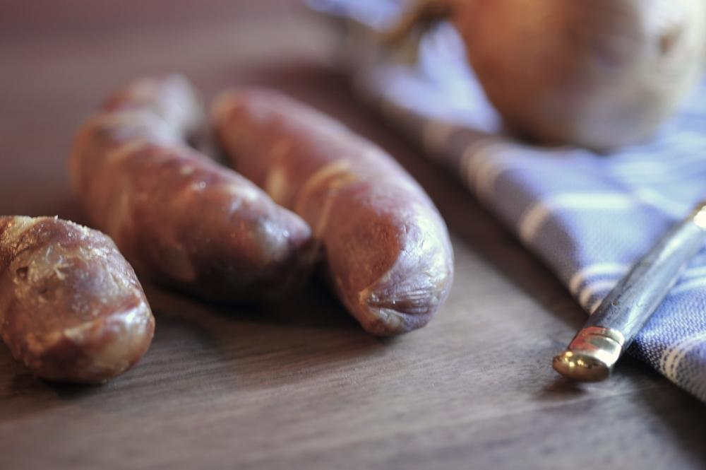 Taiwanese Gaoliang Sausage 台灣高粱香腸
