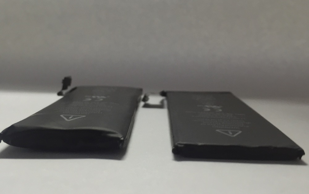 iPhone Swollen Battery