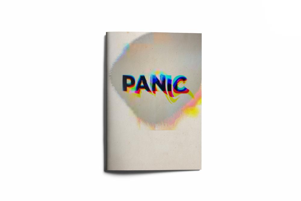Panic Zine 00 Cover