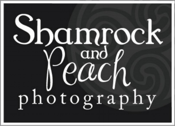 Shamrock and Peach Photography