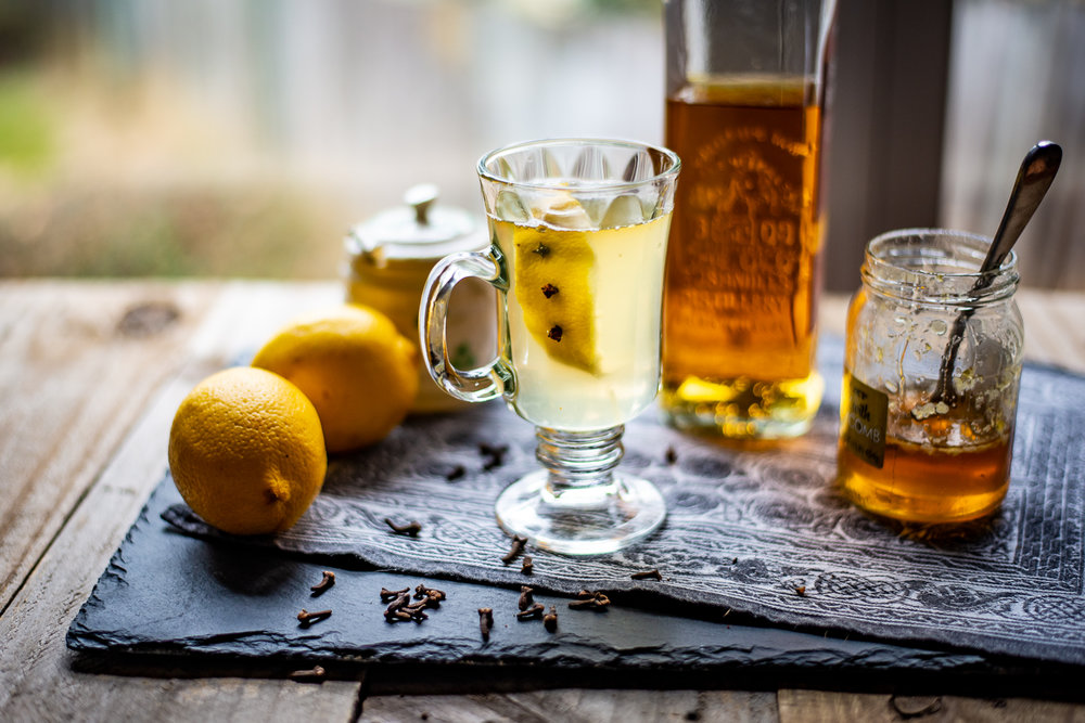 whiskey hot toddy