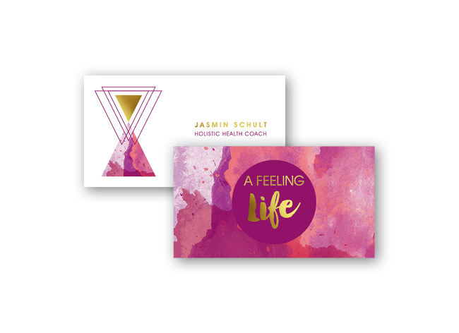 Projects perth graphic designer free your creations a feeling life business card colourmoves