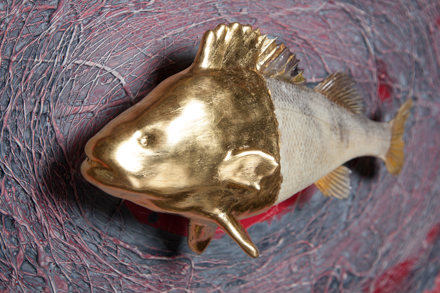 Red Swirl Fish.JPG