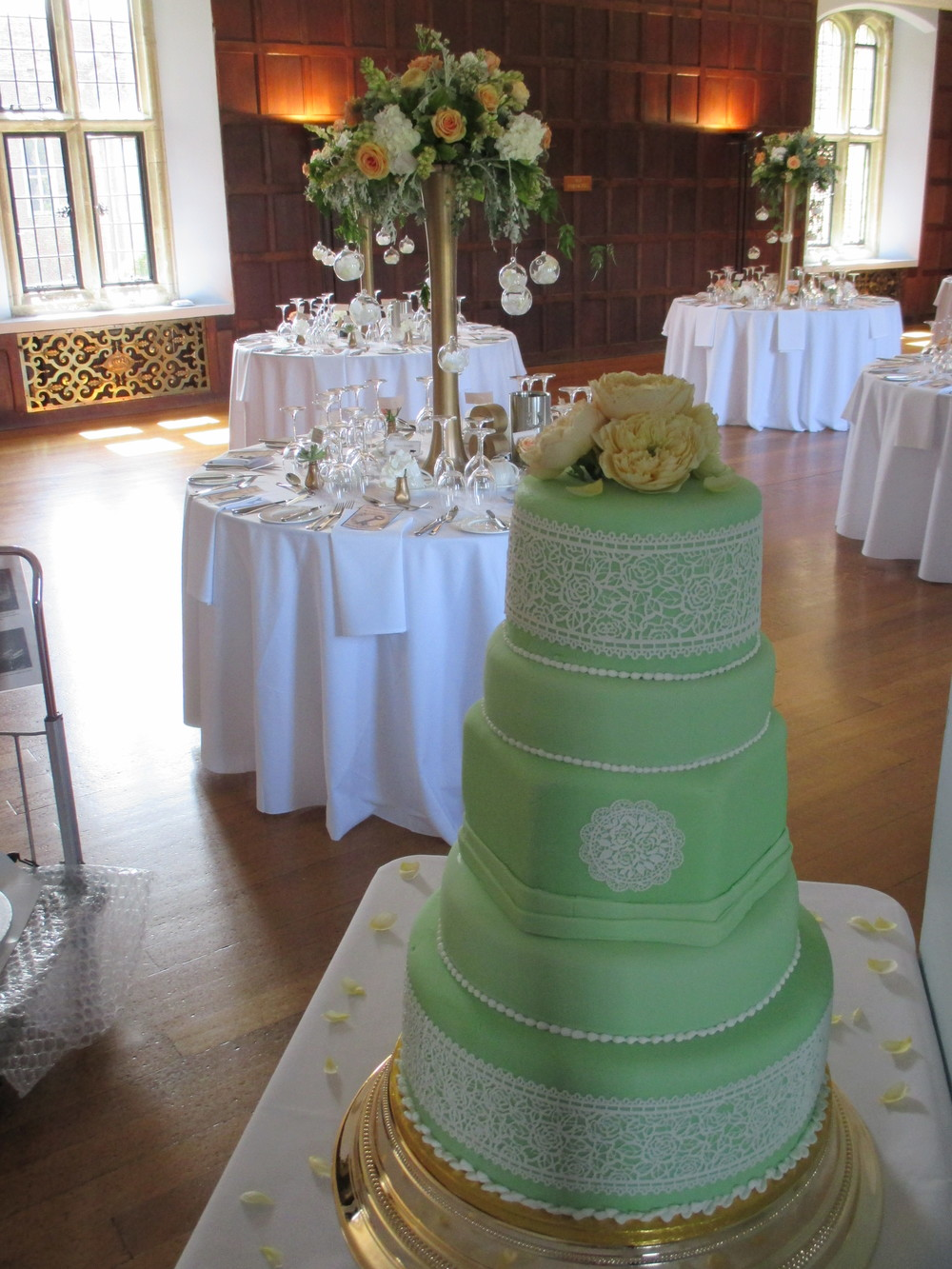 Weddings At Herstmonceux Castle The Venue Of The Summer She Bakes