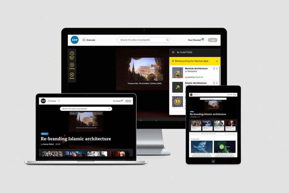 The SAM Network - Plateforme de partage et d'édition vidéo - Stand Alone Media