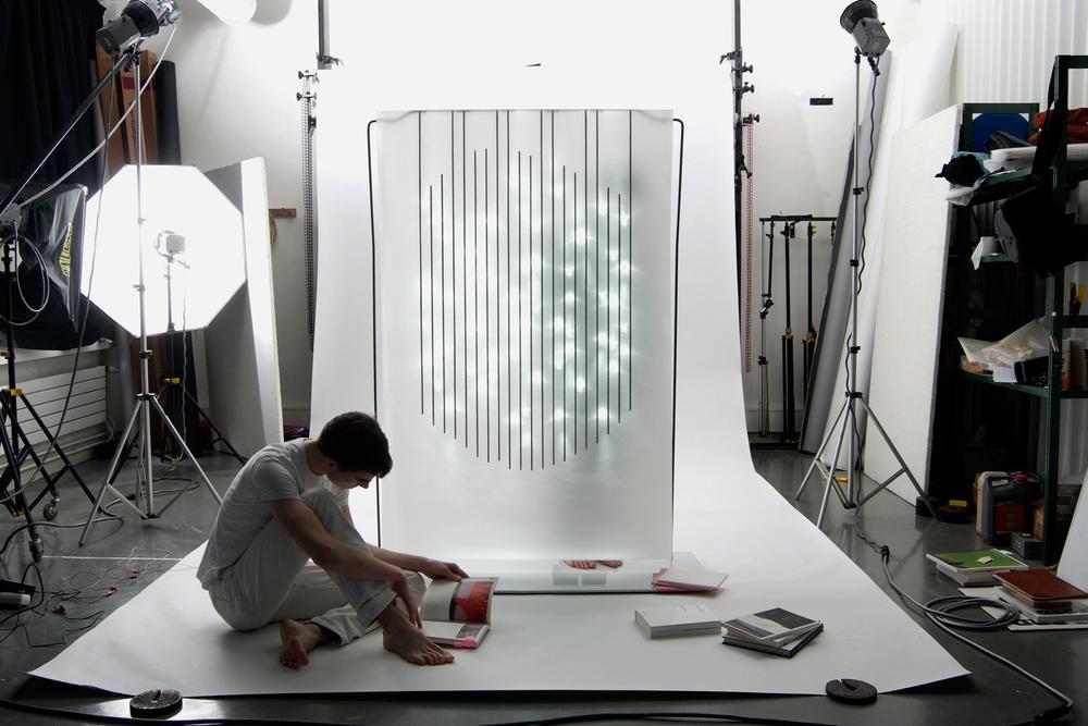 Paravent interactif - R&D interne