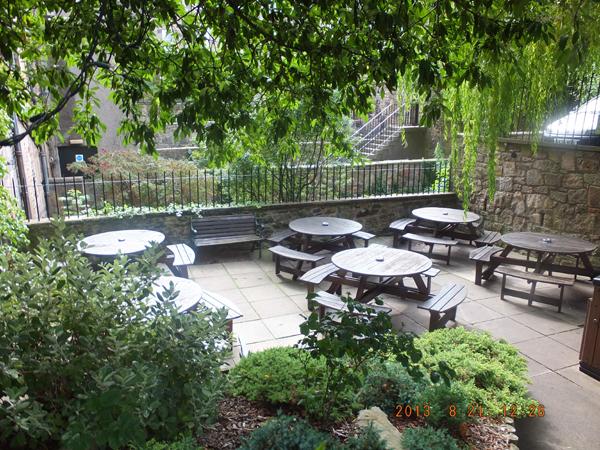 The Cumberland Beer Garden